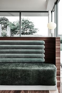 Domaine Chandon by Foolscap Studio - Australian Interior Design Awards Bar Design Awards, Interior Design Awards, Commercial Interior Design, Commercial Interiors, Modern Interior Design, Contemporary Interior, Luxury Interior, Plywood Furniture, Design Furniture