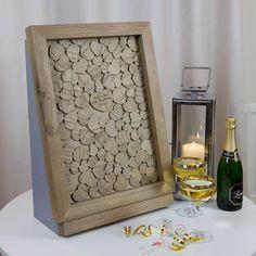 Cute wedding guestbook