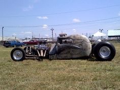 SkullRod Reaper Reject Rat Rods!  Hand Built with style