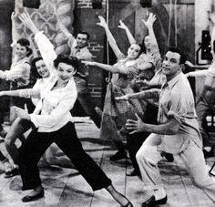 Judy Garland and Gene Kelly, 'Summer Stock' (1950)