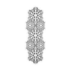 Heritage Lace Glisten Table Runner | Wayfair