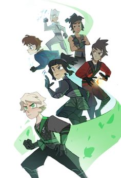 I love this art of the new movie. I think I'm the only one that likes the movie AND the series. Lego Ninjago Movie, Lego Movie, Lloyd Ninjago, Ninjago Cole, New Movies, Disney Movies, Treasure Planet, Kids Shows, Legos