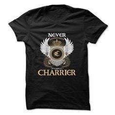 CHARRIER T-Shirts, Hoodies. Get It Now ==► https://www.sunfrog.com/Camping/CHARRIER.html?id=41382