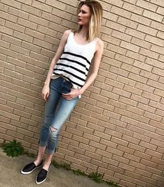 #shoptheabbey #newarrivals #stripesonstripes #weloveastripe #pointytoesneakers #trendtotry #weship #paypal