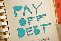 How I Paid off my Debt.....must look into to pay off my last loan and start really doing some serious saving!