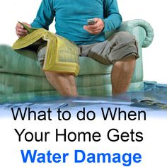 What to do When Your Home Gets Water Damage - Local Records Office