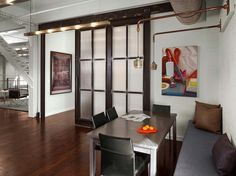 Dramatic loft for live/work and entertaining in historic SOMA building