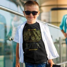 Sweet Savior Jesus King of Kings 2-6T Boy Active Joggers Soft Pants