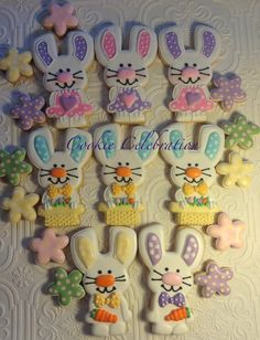 Easter Bunnies and Minis | Cookie Connection