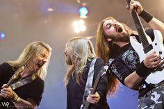 Just Sabaton guitarists. Thobbe,Pär and Rörland. :3