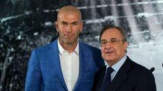 Zinedine Zidane mengambil ahli tampuk kepelatihan real madrid setelah manager benitez dipecat oleh management real madrid .