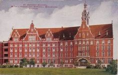 St Anthony's Hospital, Chicago- My 3 brothers and I were born here.