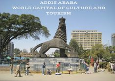 Addis Ababa is registered city on World Capital of Culture and Tourism list Image Lion, Ethiopia Addis Ababa, Mystical World, Lion Of Judah, Grand Mosque, African Countries, National Museum, Capital City, Day Trip