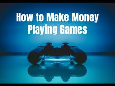 How to make money playing games. Go to http://ift.tt/2kYg6d8 for video notes related content and helpful resources mentioned.    Let's Connect! Twitter - https://twitter.com/MrJustinBryant  Facebook - http://ift.tt/1LQomnx  Google - http://ift.tt/1PaQTrN  In this video you will learn how to make money playing games on your smartphone computer game console etc. Wouldn't it be nice to turn something you actually do in your free time for fun into a nice side income? Who knows maybe you'll even…