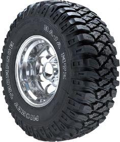 Mickey Thompson Baja MTZ Radial Traditional Light Truck Tire