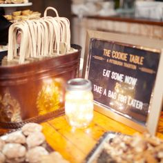 Cookie Favors | Weddings by Two | 632 on Hudson | www.theknot.com