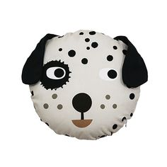 Image of DALMATIAN cushion with ears