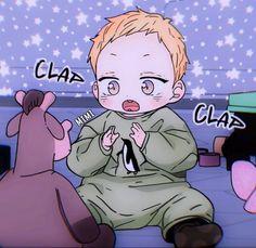 Mpreg Anime, Fanarts Anime, Anime Films, Haikyuu Anime, Anime Characters, Manga Cute, Cute Anime Chibi, Kawaii Anime, Otaku Anime