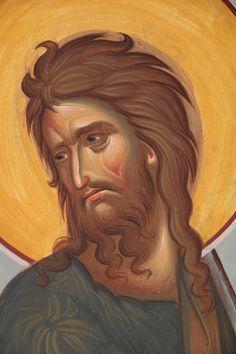 Portrait Tattoo, Painting, Art, Angel, Johannes, Fresco, Byzantine Icons, St John, Byzantine