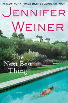 Jennifer Weiner is one of my favorite authors - this is her newest book. I am only a few chapters in, but I like it so far. (it is not a sexy romance novel!)