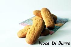 Savoiardi, ricetta dolce Noce di Burro