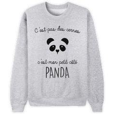Cernes de panda // Bienvenue sur Keewi.io - Créez et vendez vos T-Shirts Gratuitement