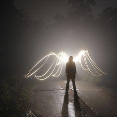 light wings.