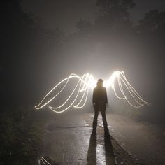 light wings.