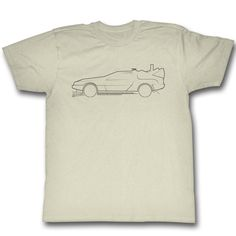 NerdKungFu - Back to the Future T-Shirt - Car Lines, $20.95 (http://www.nerdkungfu.com/back-to-the-future-t-shirt-car-lines/)