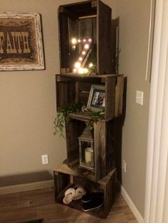 26 Rustic design and decoration ideas for a cozy ambience When you . - 26 Rustic design and decoration ideas for a cozy ambience When decorating your rustic bedroom, you - Rustic Bedroom Design, Rustic Design, Rustic Style, Rustic Living Room Decor, Rustic House Decor, Country Style, Rustic Apartment Decor, Rustic Homes, Farmhouse Design