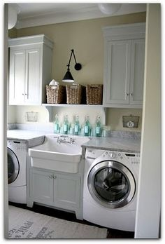 Laundry Room | Smart Design in the Laundry Room