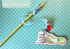 DIY hengelspel van papier | Moodkids