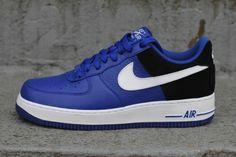 7bc10da3c28a12 Nike Air Force 1 Low - Old Royal - Black - SneakerNews.com