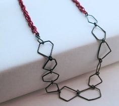 very cool necklace from the geo series