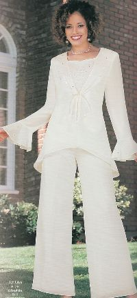 Misty Lane 13186 Pantsuit for the Mother of the Bride or Groom Weddings