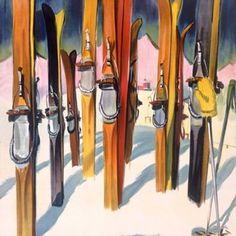 alte Skibindungen