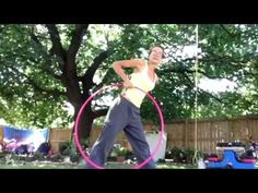I call this move a roll back, you are rolling the hoop over the shoulder from collar bone to upper back and catching it behind. I showed some variations of t. Hula Hooping, Flow Arts, Collar Bone, Circle Of Life, Dance Videos, New Tricks, My Happy Place, Belly Dance, Skating