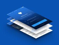 다음 @Behance 프로젝트 확인: \u201cBarclays - mobile banking\u201d https://www.behance.net/gallery/37652591/Barclays-mobile-banking