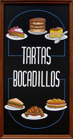 Cafetería La Tartería. Agüimes (Gran Canaria).