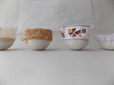 collection, porcelaine et textile - XII+52