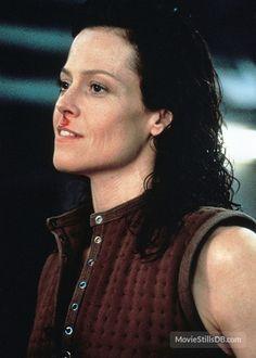 Alien: Resurrection publicity still of Sigourney Weaver