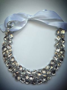Crystals necklace