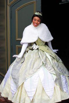 Princess Tiana at Disney Character Central