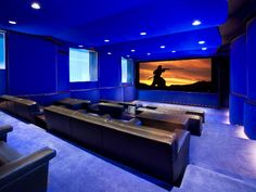 Explore media room design ideas at HGTV.com, plus find helpful pictures, options, and expert tips and advice.