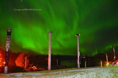 Klawock, Alaska | Klawock Alaska Northern Lights