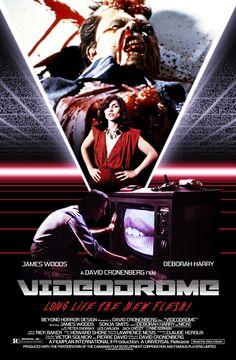 Videodrome # Cronenberg # Woods # Harry