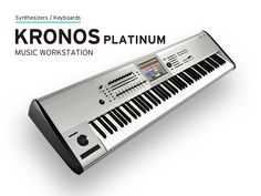 Announcing a limited-edition platinum-colored model of the KRONOS-88.