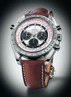 Omega Speedmaster Rattrapante Co-Axial