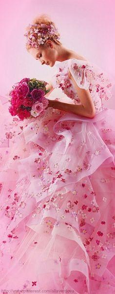 Sitting Pretty In Pink & Raspberry