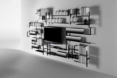 CReaTiVe MoNKey -> internet taxi - homelimag: Antologia Bookshelf by Studio14 via...